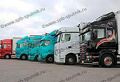 Автомобильные перевозки - Перевозки грузов по городу