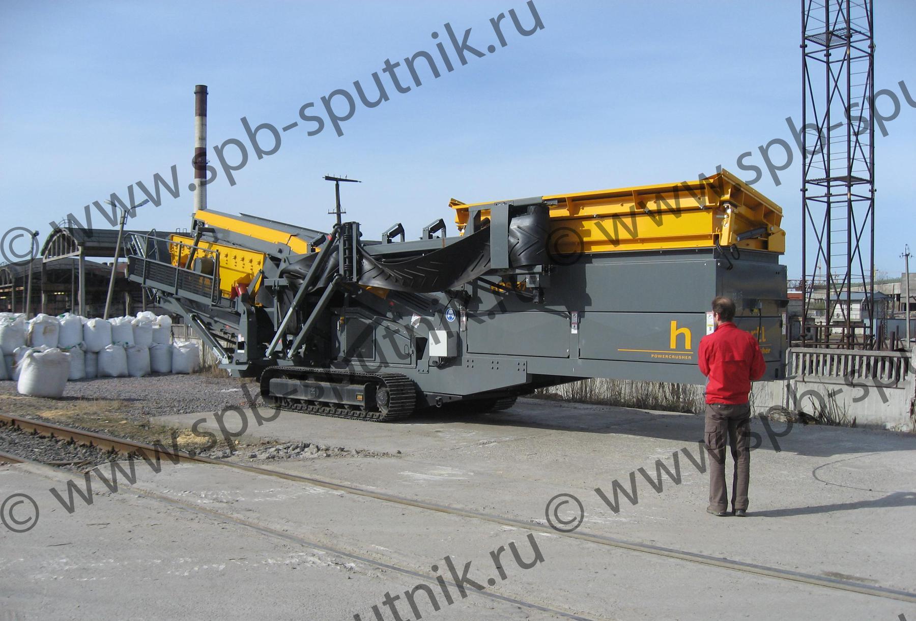 Дробильно сортировочное оборудование в Ульяновск ремонт горного оборудования в Кизилюрт